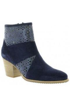 Boots Minka Boots cuir velours(115611963)
