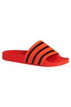 Adidas Originals Adilette Sandalen - Active Orange Core Black Active Orange(112329537)