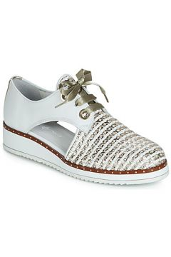 Chaussures Philippe Morvan DAMOX V1 TRES ALFA BLANC/PLAT(115419557)