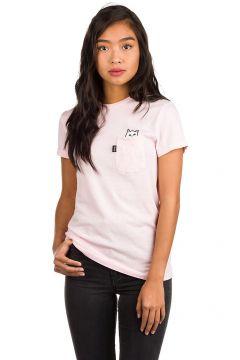 Rip N Dip Lord Nermal Pocket T-Shirt pink(97766190)