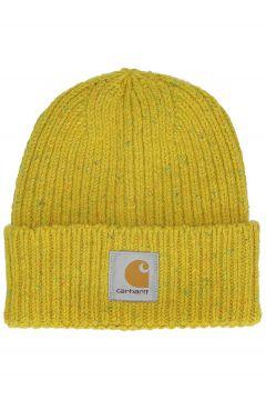Carhartt WIP Anglistic Beanie geel(96712594)