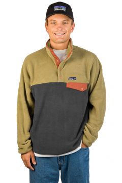 Patagonia LW Synchilla Snap-T Sweater groen(96278516)