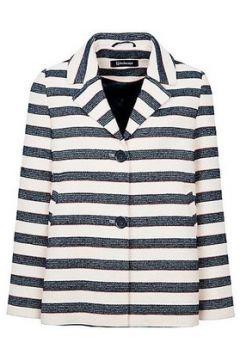 Veste Anastasia - Stripe Femme Printemps Vest(88565014)