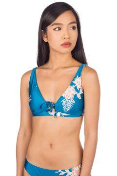 Roxy Riding Moon Elongated Tri Bikini Top blauw(114566013)