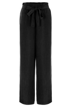 PIECES Ample Paperbag Pantalon Women black(113660931)