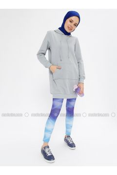 Blue - Legging - Şımart(110332486)