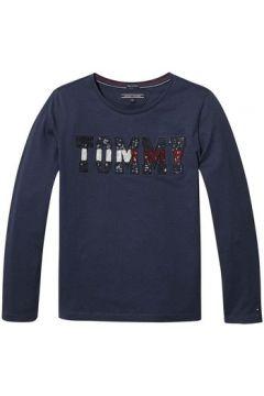 T-shirt enfant Tommy Hilfiger Kids KG0KG03872-002(115497256)