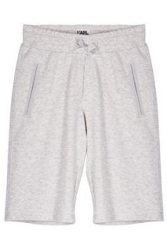Short enfant Karl Lagerfeld Bermuda gris(98528950)