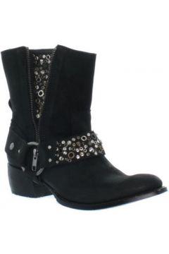 Bottines Sendra boots Bottines Oxydo Negro ref_sen35666-noir(98752825)