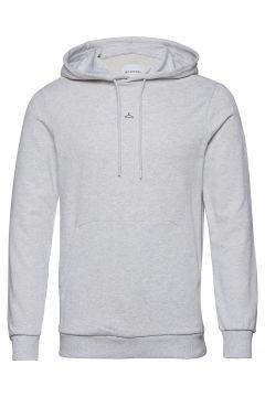Hanger Hoodie Hoodie Pullover Grau HOLZWEILER(109243157)