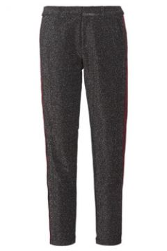 Pantalon Maison Scotch TAPERED LUREX PANTS WITH VELVET SIDE PANEL(101595819)