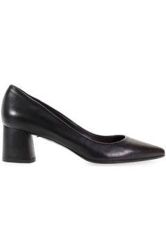 Chaussures escarpins Nicole Bonnet Escarpin Cuir Nappa Noir(115461165)