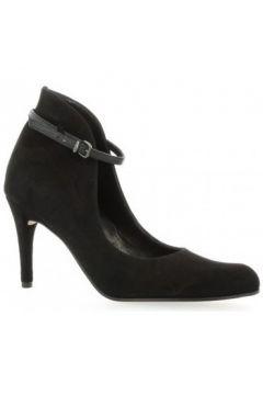 Chaussures escarpins Elizabeth Stuart Escarpins cuir velours(115611007)