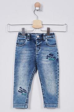 Pantalons Pour Bébé Panço Bleu Marine(109327578)