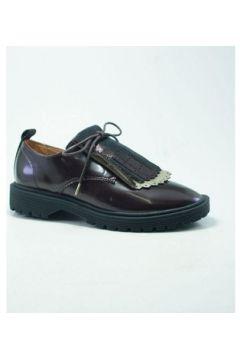 Chaussures Armistice ROCK DERBY PATENT BORDEAUX(115399664)