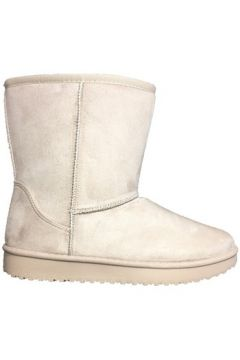 Boots Nice Shoes Boots Beige 35-755(88442198)