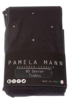 Collants & bas Pamela Mann Collant chaud - Nylon - Ultra opaque - Gold studs(101736524)