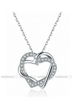Silver tone - Necklace - Monemel(110312879)