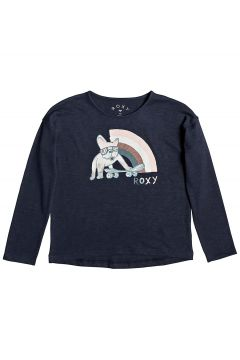 Roxy Only Time T-Shirt blauw(109249450)