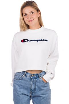 Champion American Logo High Neck Sweater wit(94104680)