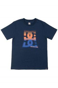 DC Logo Reflect T-Shirt blauw(116337129)