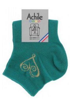 Chaussettes enfant Achile Chaussettes courtes motif Love en coton(115455563)