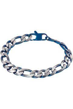 Bracelets Male Bracelet en Acier Bleu Femme(101571143)
