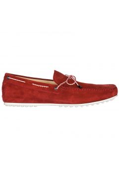 Men's suede loafers moccasins laccetto scooby doo city gommino(77307882)