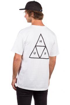 HUF Essentials TT T-Shirt wit(94059334)