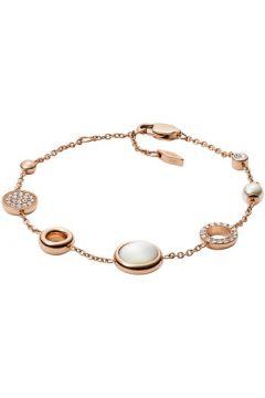 Bracelets Fossil Bracelet en Acier Rose Femme(88632599)