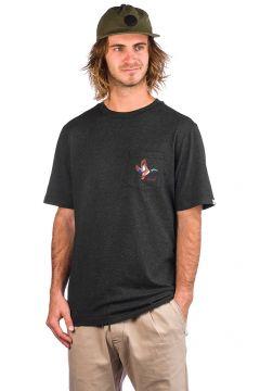 Coal Crater T-Shirt zwart(100661565)