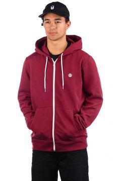 Element Cornell Classic Zip Hoodie rood(107971412)