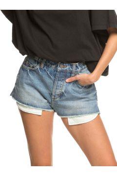 Roxy Trigger Hippie Shorts blauw(111096105)
