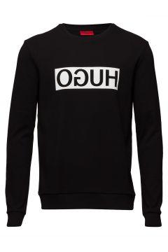 Dicago Sweat-shirt Pullover Schwarz HUGO(114157206)