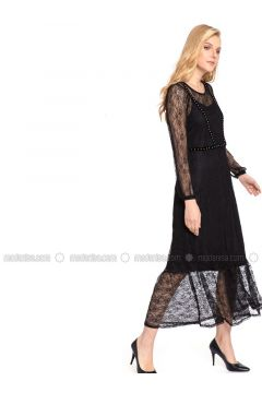 Black - Dresses - LC WAIKIKI(110341503)