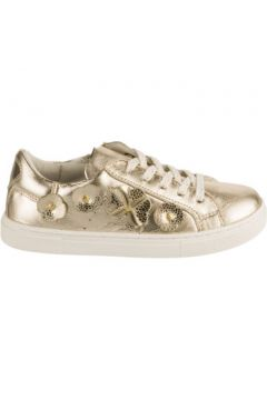Chaussures Apples Pears Baskets fille - - Dore - 28(98494212)
