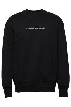 S-Bay-Copy Sweat-Shirt Sweat-shirt Pullover Schwarz DIESEL MEN(114153274)