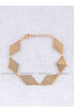 Golden tone - Bracelet - Forivia Accessories(110334132)