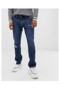 Tommy Jeans - Scanton Heritage - Jeans in dunkler Waschung - Blau(89511843)