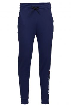 Cuff Fleece Pant Hbr Logo Sweatpants Jogginghose Blau TOMMY SPORT(114802041)