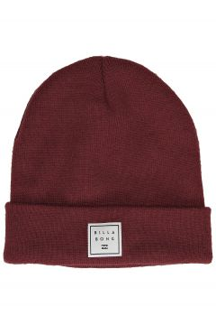 Billabong Stacked Beanie rood(92509152)