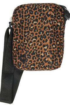 Mi-Pac Flight Nylon Leopard Backpack zwart(95390507)