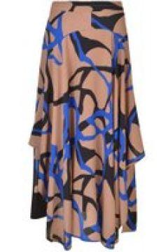 By Malene Birger Farmina Skirt - Cobalt(110464262)