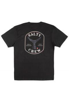 Salty Crew Fishstone Premium T-Shirt zwart(116175672)