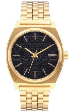 Nixon The Time Teller geel(85177700)
