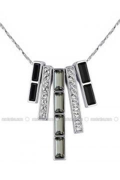 Silver tone - Necklace - Monemel(110312843)