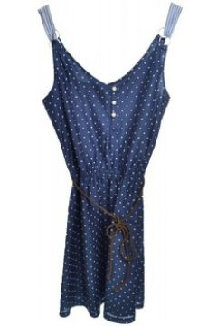 Robe Gaastra Robe bleu marine à pois White Island pour femme(115387390)