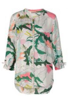 Tunika-Bluse mit trendigem Exotik-Print aus Modal Codello mint(111527617)