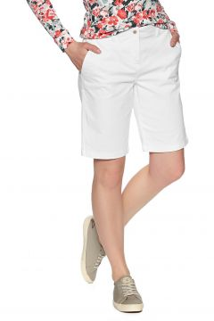 Shorts Femme Joules Cruise Long - Bright White(111330427)