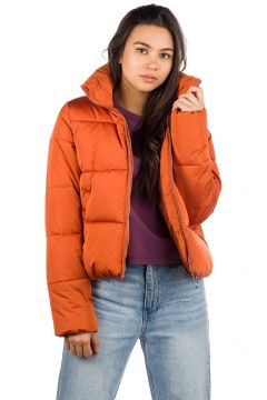 Vans Foundry Puffer Insulator Jacket oranje(99699018)